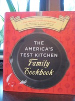 Book Review: America's Test Kitchen Family Cookbook