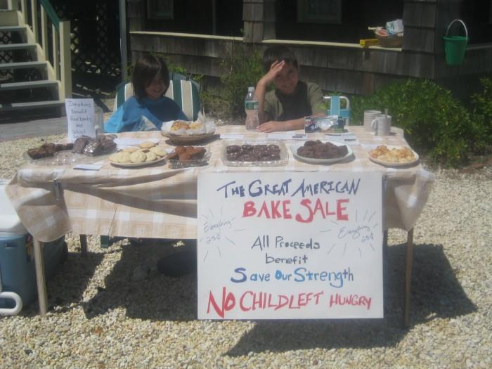 great american bake sale