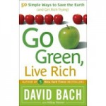 Book Review: Go Green, Live Rich by David Bach