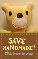 Save Homemade, Save Secondhand, Save the Creative Spirit