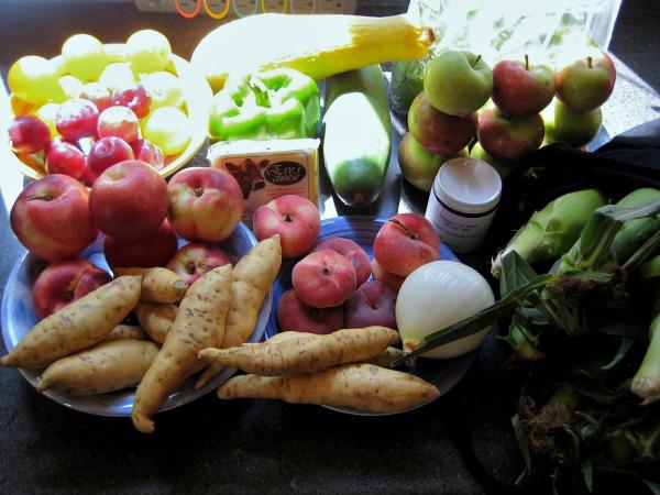 farmers market stuff