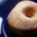 sugar doughnut