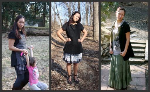 3 outfits Uniform Project