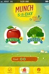 munch 5 a day app