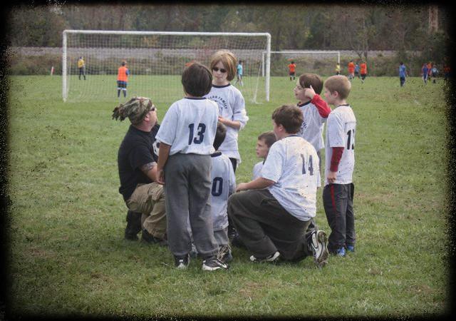 kid football team