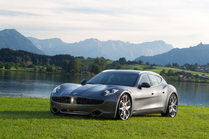 Fisker 352 1 1 700x466 Green Cars 2013: 7 Eco Vehicles that Earn This Hippy Housewifes Seal of Approval