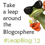 Leap Day! Leap 'Round the Blogosphere