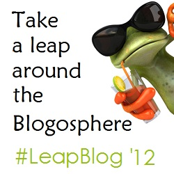 Leap Blog Leap Day! Leap Round the Blogosphere