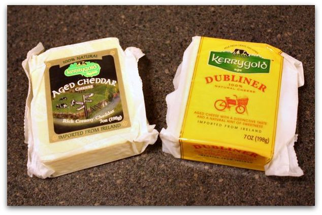 Kerrygold Irish Cheeses