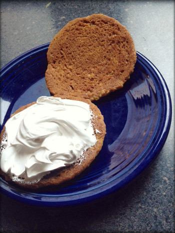 oatmeal cream pie frosting