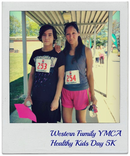 Ymca 5k I Ran Dirty Girl Atlanta! And Another 5K the Next Day! #PROOF