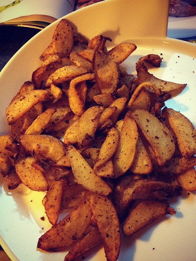 potato wedges Actifry