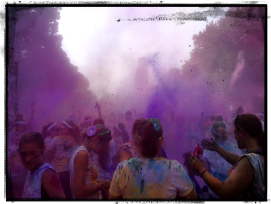 color run The Color Run: Tips, Photos, Video