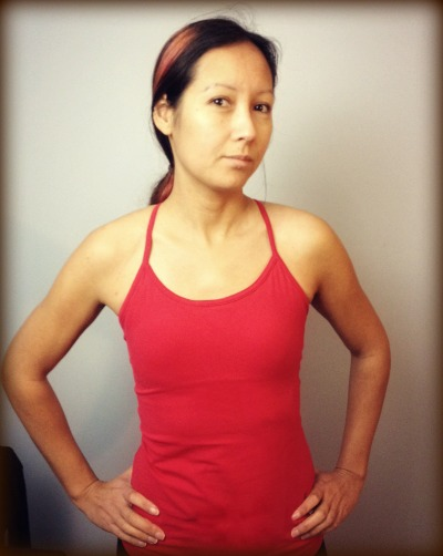 crossfit tank reebok Ready to #getafterit in 2013 (or, But Asian Girls Wear Red)