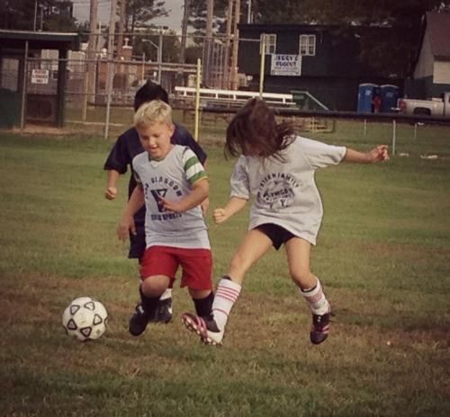 soccerkick Giveaway: #GetAfterIt Reebok Tees (5 winners)