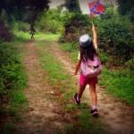 Hiking Fort Delaware