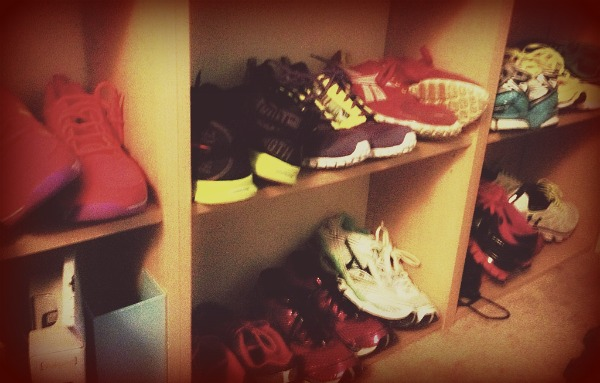 shoe cabinet Run. Repurpose. Repeat. Be a Kindrunner