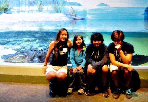 mighty mike Fostering a Love of Nature as a Family: The Adventure Aquarium