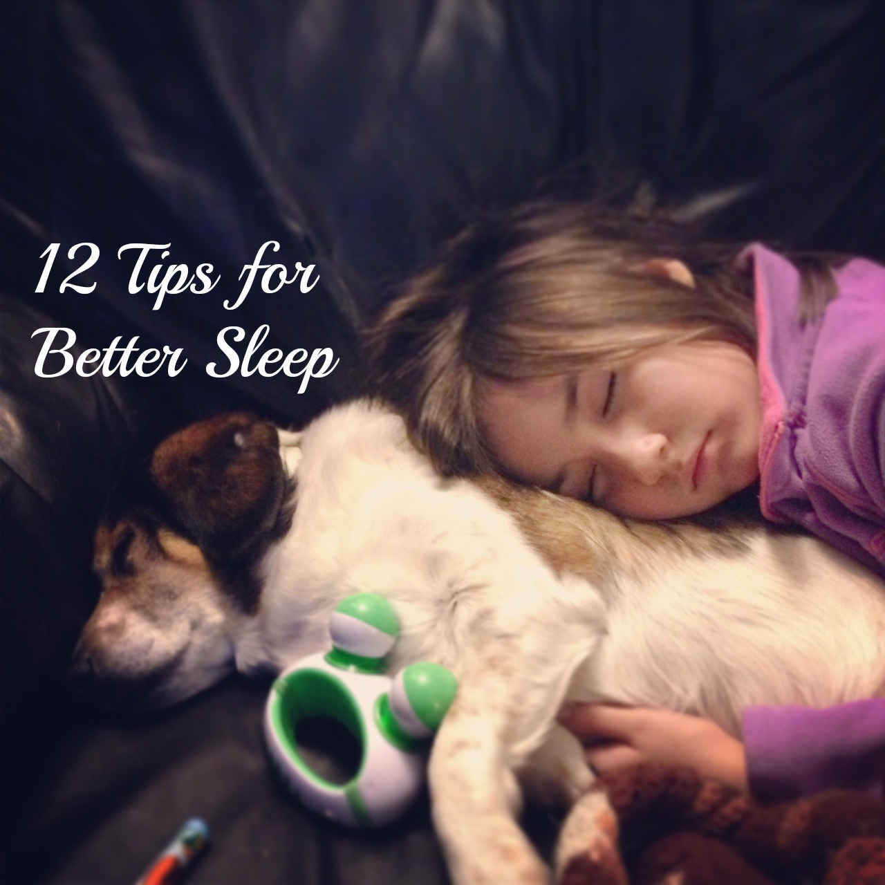 ways to get better sleep