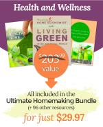 The Ultimate Homemaking Bundle: 76 eBooks and More for Under $30