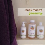 Natural and Organic Skin Care: Baby Mantra