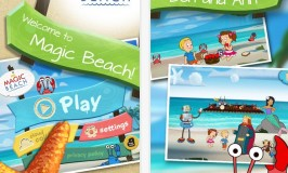 The Magic Beach App: An Eco App for Kids