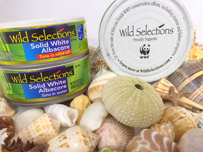 wild selections sustainable tuna