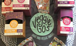Healthy Lunch Option: Veggie-Go's Organic Fruit Snacks