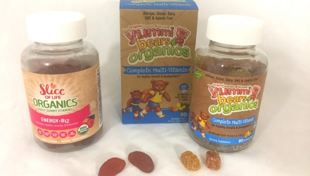 Add These Vegetarian, Organic Gummy Vitamins to Your Shopping List