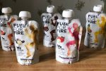 Review: Fuel Your Next Workout with Fuel For Fire Fruit + Protein Smoothies